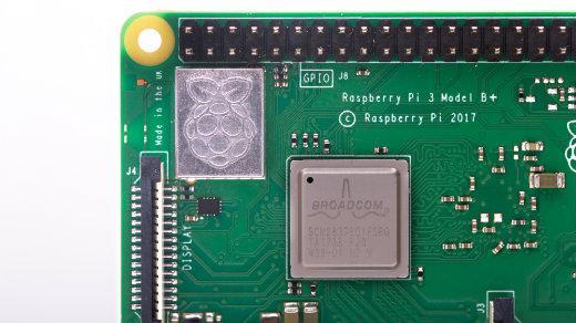 Új raspberry pi processzor