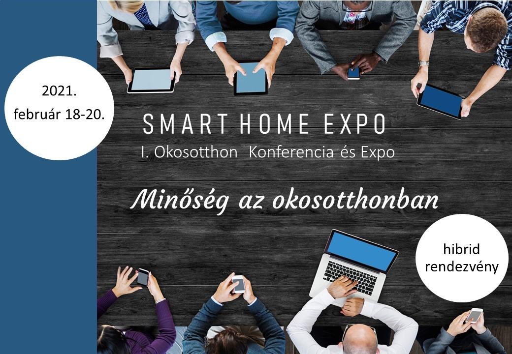 SmartHomeExpo - I. Okosotthon Konferencia és Expo